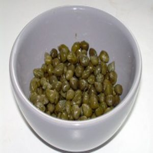 Capers as healing herbs and spices