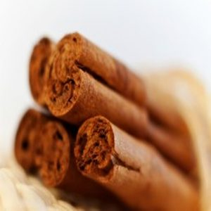 Cinnamon as healing herbs and spices