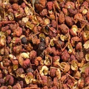 Szechuan -Sichuan Pepper Corns as healing herbs and spices