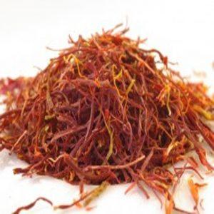 The saffron plant -Crocus Sativus as healing herbs and spices