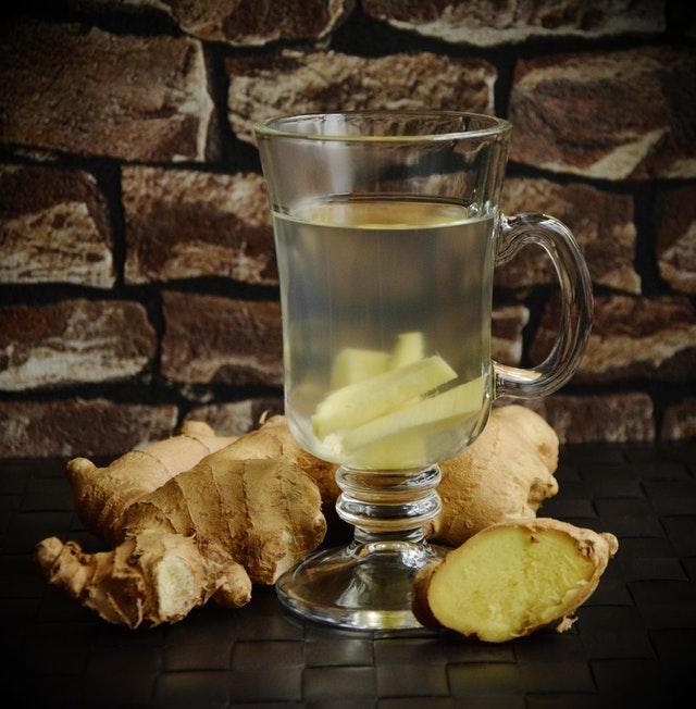 6 Health Benefits of Ginger
