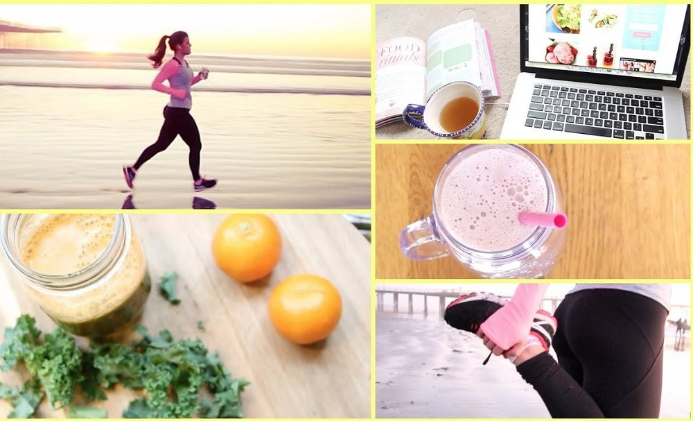 Living  a healthy lifestyle healthy lifestyle tips choices